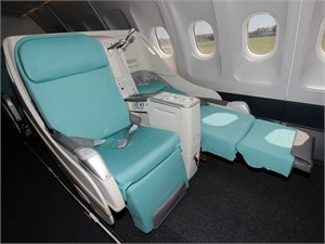 Seat adjusters for the aircraft industry